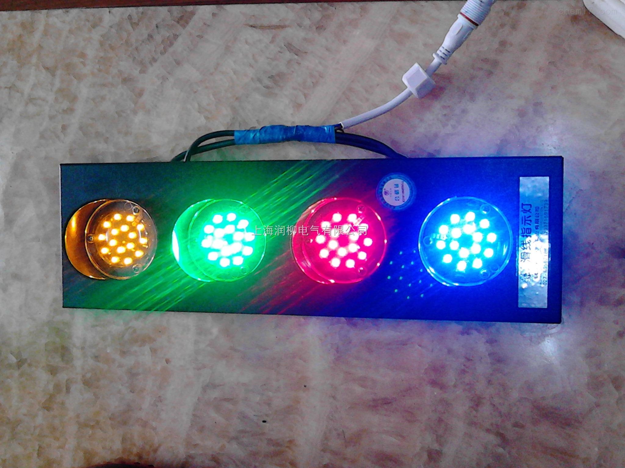指示灯是专门用于实时监视行车,龙门吊等起重设备的三相电源的信号