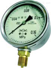 Y-100半钢耐震压力表