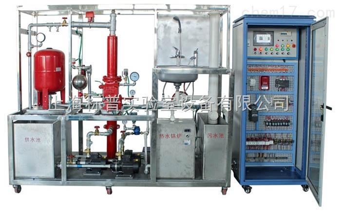 给排水设备安装与控制实训装置|水处理工程实训装置