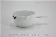 芯硅谷陶瓷带柄蒸发皿,30~1000ml