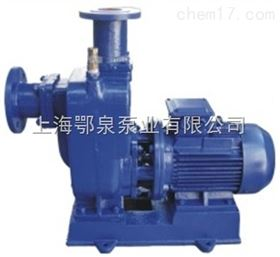 ZWL直联式自吸无堵塞排污泵结构说明