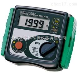 MODEL 4118A回路电阻测试仪 日本共立经销商