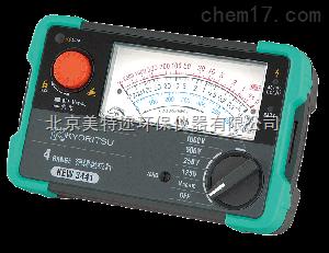 KEW 3431/3432/3441/3442绝缘电阻测试仪