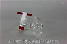 芯硅谷带刻度恒压滴液漏斗,双四氟节门,高硼硅玻璃,10-1000ml