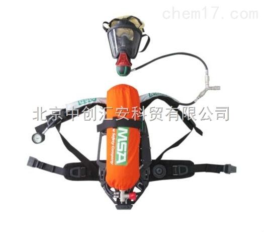梅思安新標準AG2100正壓消防空氣呼吸器