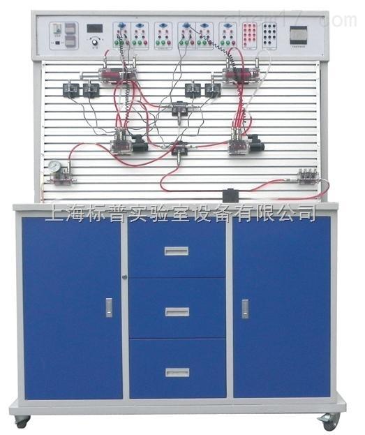 PLC透明液压传动演示系统|液压与气动实训装备