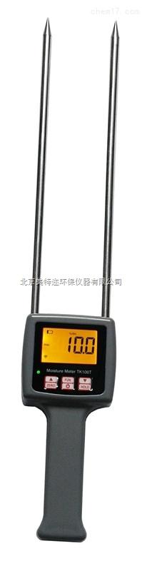 TK100T烟草水分仪 烟丝水分计 干草湿度计价格