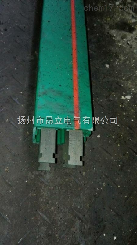 安全滑触线HFP56-4-10/50/多极滑触线HFP56管式滑线