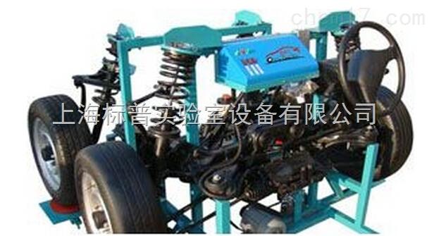 丰田皇冠3.0L发动机、底盘、空调系统实训台|汽车变速器、底盘实训台