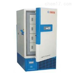 -86℃,218L中科美菱立式超低温冰箱