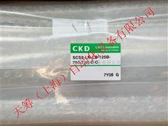 日本CKD气缸SCS2-LN-LB-125B-750-TOH-D-G