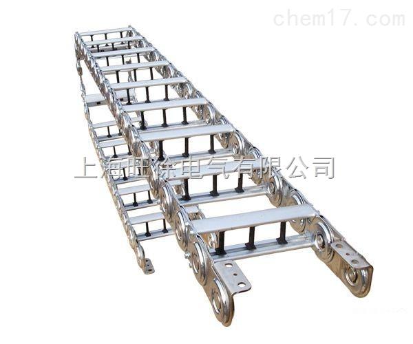专业生产TLG180型全封闭式钢铝拖链厂家