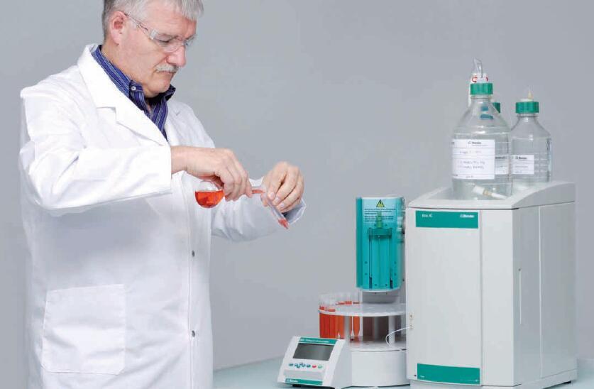 瑞士万通ECO 离子色谱系统