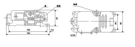 联动拱棚结构图