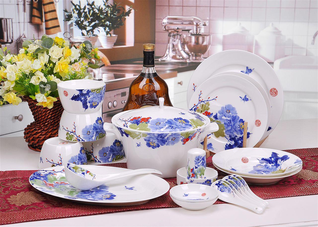 景德镇陶瓷高温色釉综合装饰发展历程