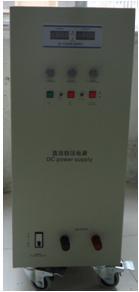 大电流型直流电压降测量仪面板图