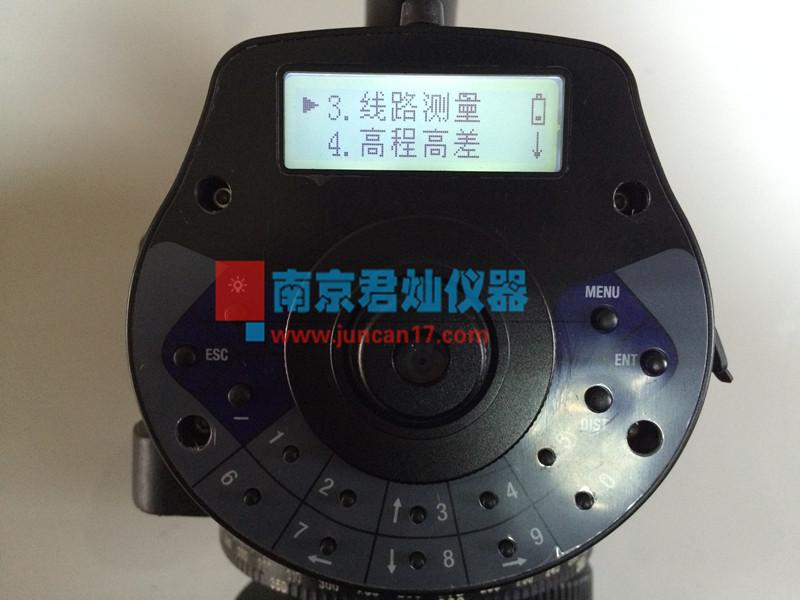 数字水平仪显示屏使用步骤