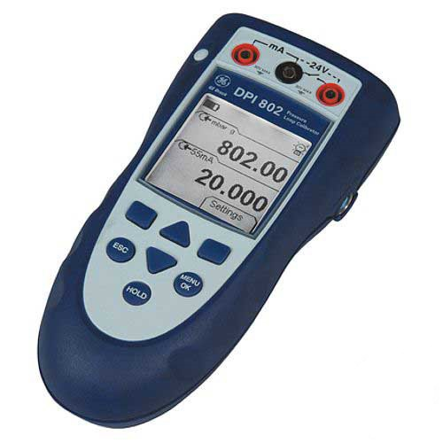 GE德鲁克DPI 800/802 压力校验仪