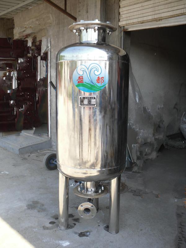 隔膜式气压罐型号表