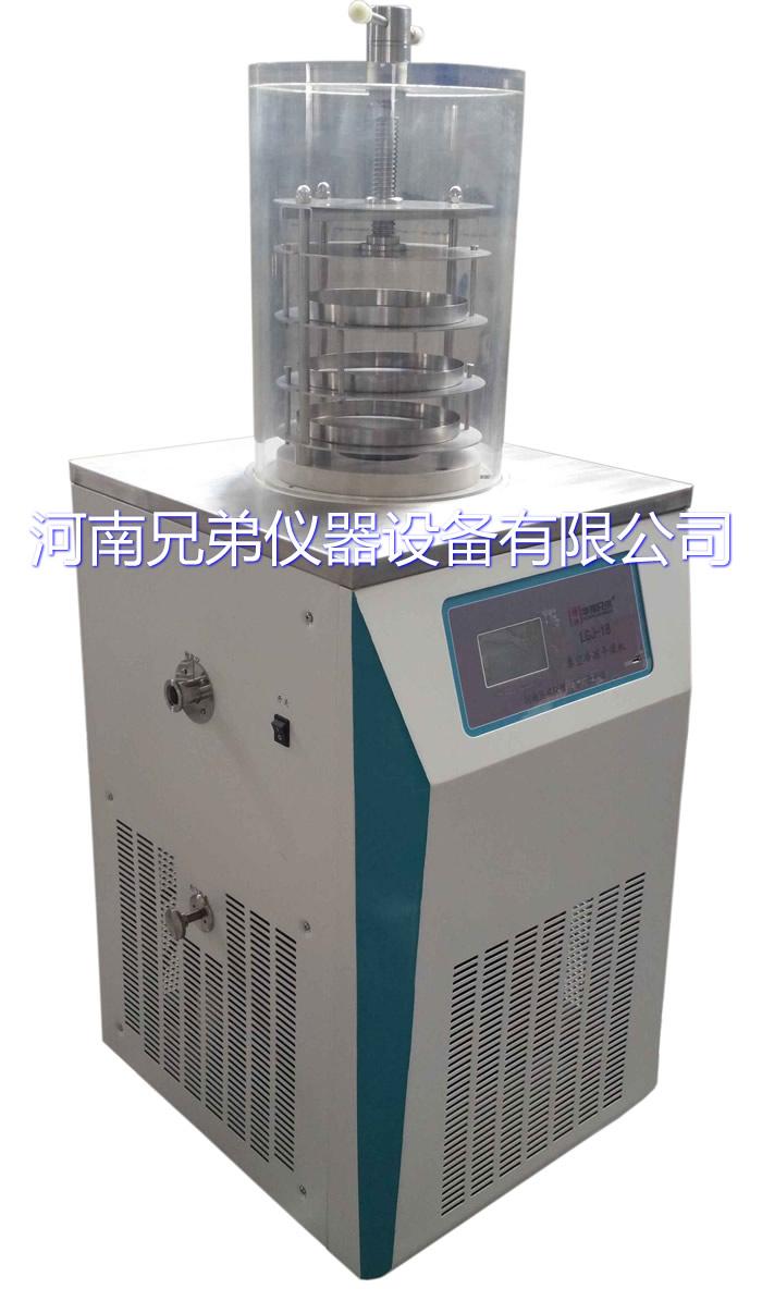 LGJ-18压盖冷冻干燥机