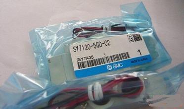 smc电磁阀接线