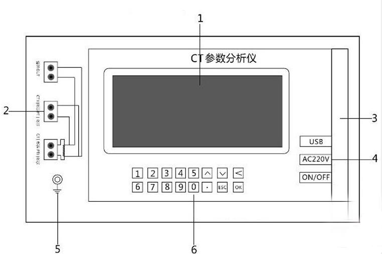 电压互感器击穿保险jbo的接线图