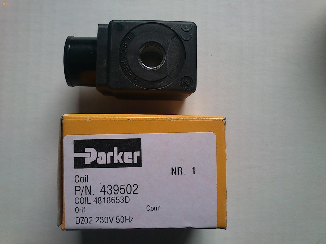 parker派克线圈/lucifer电磁阀特惠液压设备合肥图片