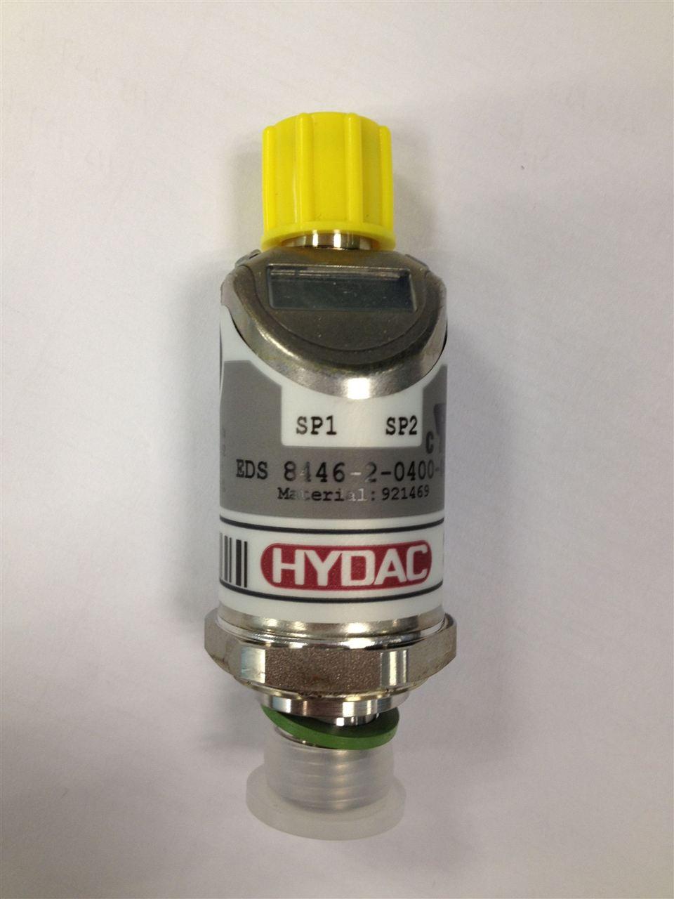 hydac贺德克压力传感器接线