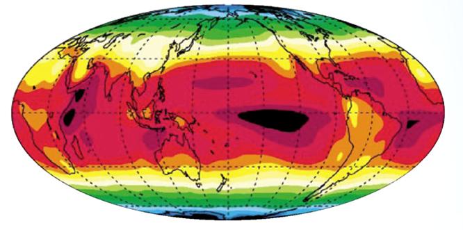用微型光谱仪测量太阳辐照度