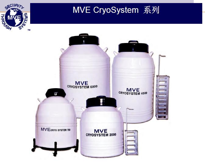 MVE Cryosystem