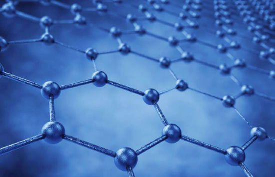 也就是石墨烯的特征微观结构