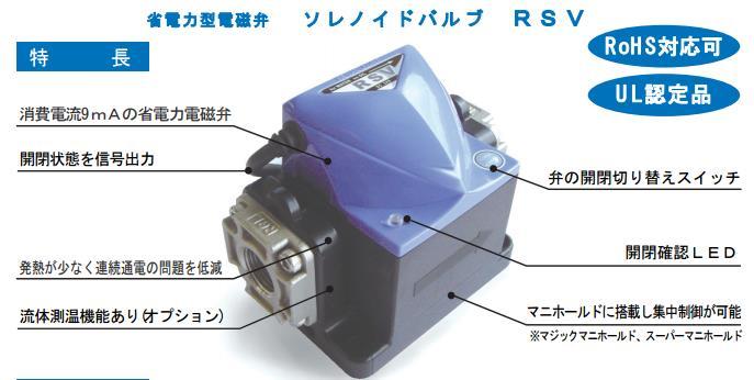 (昆山瑞腾)日本REGAL JOINT流量电磁阀RSV