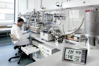 testo622大气压力温湿度计