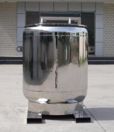 YDD-150-600广口液氮罐