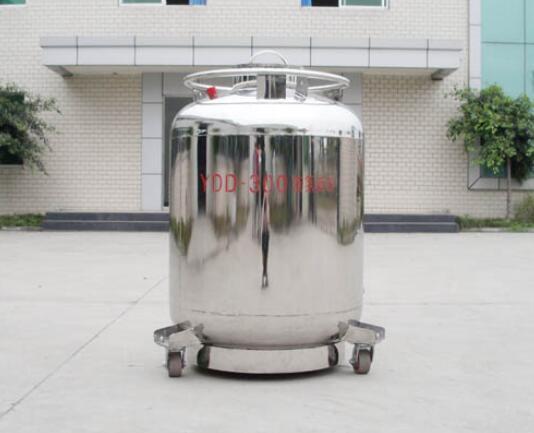 YDD-300-240广口液氮罐