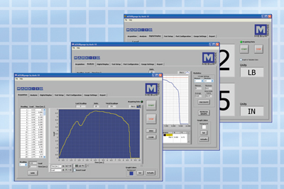 电动端子拉力计软件
