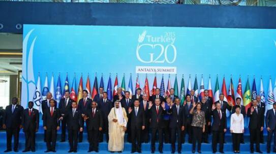 2016年G20峰会在杭召开