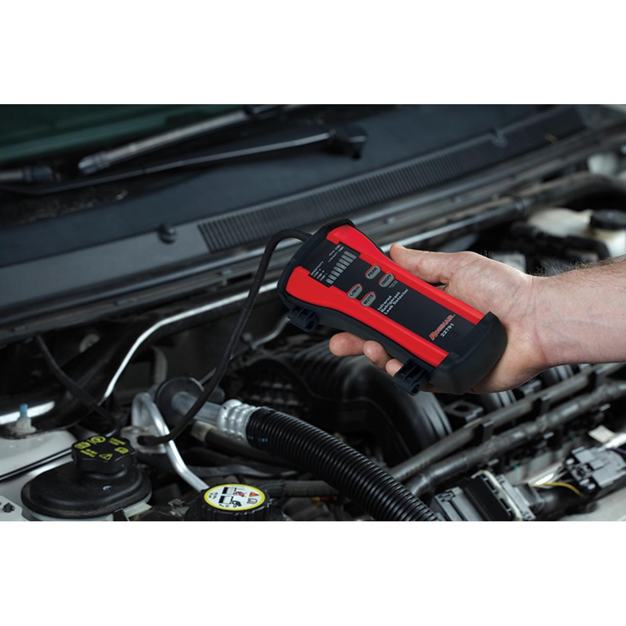Robinair 22791红外线冷媒检漏仪测试汽车空调泄漏