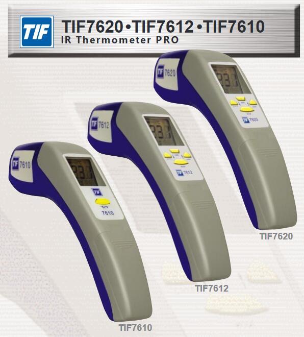 美国TIF红外线温度计系列