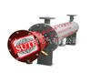 800KW 氮气防爆电加热器