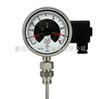 wika双金属温度计径向型螺纹连接 威卡双金属温度计带电接点R5501+821