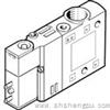FESTO电磁阀CPE14-M1BH-3GLS-1/8