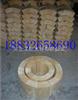 齐全大型镀锌管道扇形木块 厂家直销