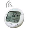 AZ7788桌上型二氧化碳侦测计(含温湿度)报警仪0~9999 ppm、-10℃ ~60℃、0.0~99.9%RH