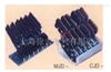 C、M型排式滑觸線集電器