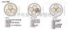 YHD 0.6/1kv耐寒橡胶电缆2*16mm2国标