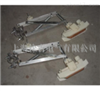 单极组合式滑触线集电器JDS-500*2*
